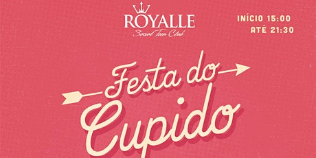 FESTA DO CUPIDO - MC MIRELA E DINHO ALVES @ Royalle SP ingressos