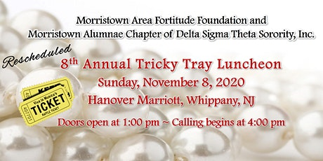 ANNUAL TRICKY TRAY FUNDRAISER tickets