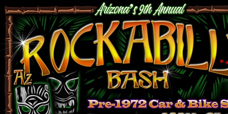 9th Annual AZ Rockabilly Bash - October 23rd & October 24th tickets