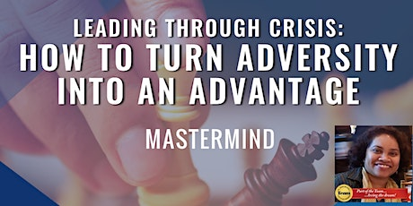 Virtual Mastermind Group for Managers 202023 - LThrC Turning AdversityIntoAdvantage tickets
