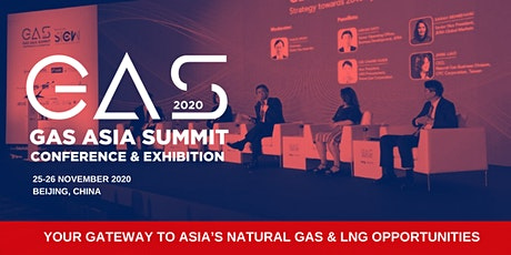 Gas Asia Summit Conference & Exhibition 2020 tickets
