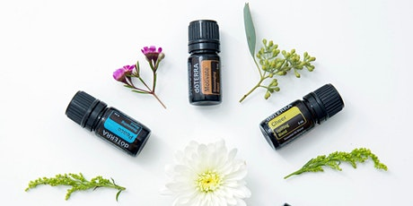 ONLINE via zoom: Get blending with your doTERRA essential oils tickets
