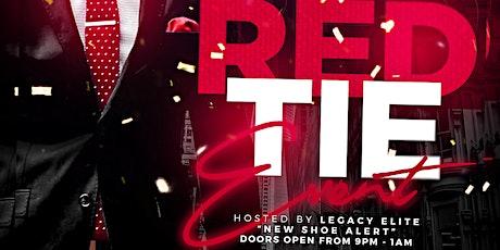 Red Tie tickets