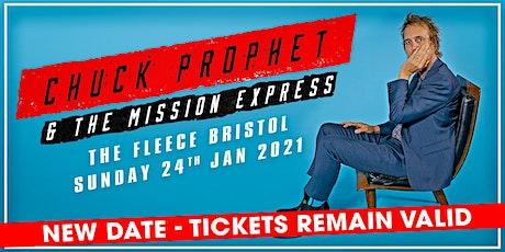 Chuck Prophet tickets