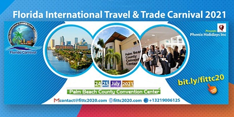 Florida International Travel & Trade Carnival 2021 tickets