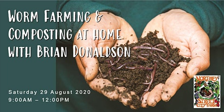 Worm Farming and Composting at Home with Brian Donaldson tickets