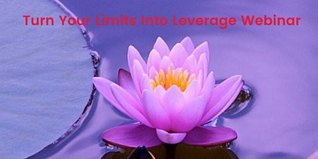 Turn Your Limits Into Leverage tickets