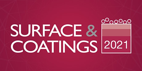 Surface & Coatings 2021 tickets