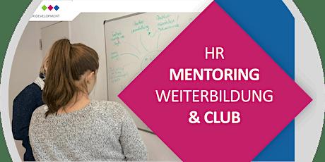 HR Mentoring Verantwortliche Weiterbildung (+ e-Learning & Club) Tickets
