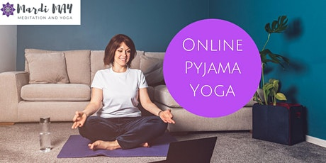 Pyjama Yoga For Relaxation Tuesdays 9.30am (ADL) tickets