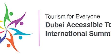 Dubai Accessible Tourism International Summit 2020 tickets