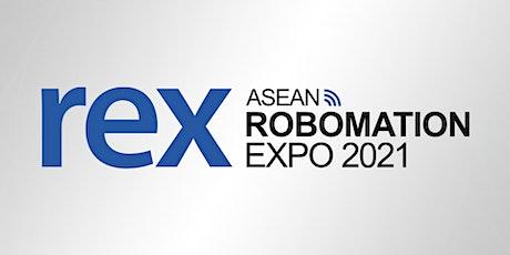 ASEAN ROBOMATION EXPO 2021 tickets