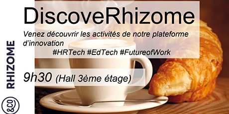DiscoveRhizome - juillet 2020 tickets