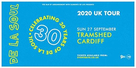 De La Soul - Celebrating 30 Years of De La Soul (Tramshed, Cardiff) tickets