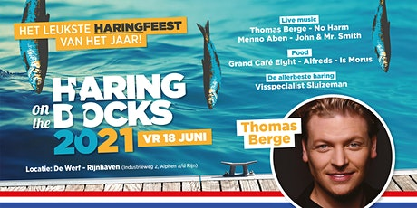 Haring on the Docks 2021 tickets