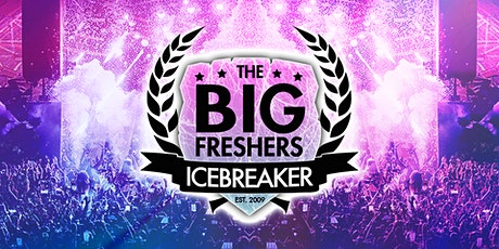 The Big Freshers Icebreaker - Birmingham tickets