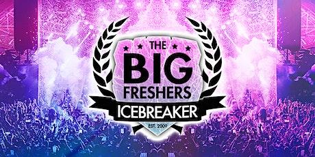 The Big Freshers Icebreaker - Swansea tickets