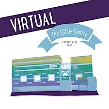 Virtual LGBT+ Centre logo