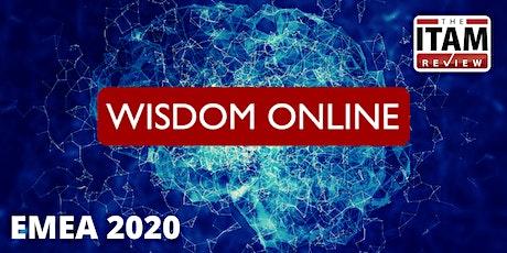 Wisdom Online - EMEA 2020 tickets