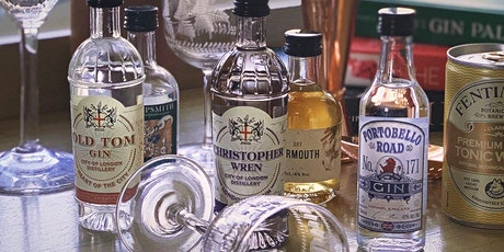 The 'Virtual' Gin Tasting Experience - With Real Gin Of Course tickets