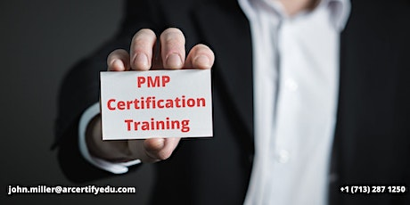 PMP 4 Days Certification Training in Anza,CA,USA tickets