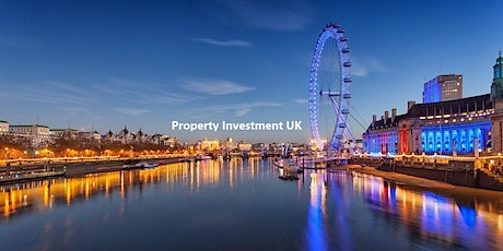 Property Investment UK (ONLINE EVENT) tickets
