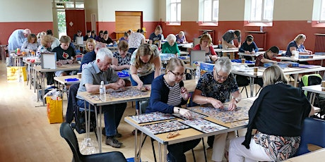 Eighth Annual Gibsons British Jigsaw Championships (2021) tickets