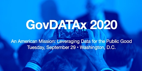 GovDATAx 2020 tickets