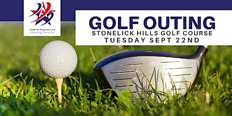 AHTCF Charity Golf Outing tickets