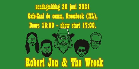 Robert Jon & The Wreck live & Cafe Zaal de Comm (E tickets