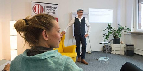 22.11.2021 - Hypnoseausbildung Premium - Stufe 1+2 - in Hamburg Tickets