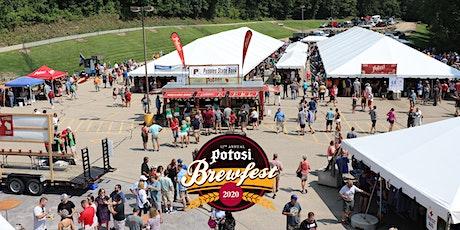 12th Annual Potosi Brewfest tickets