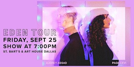 The Eden Tour / Audrey Assad and Page CXVI tickets