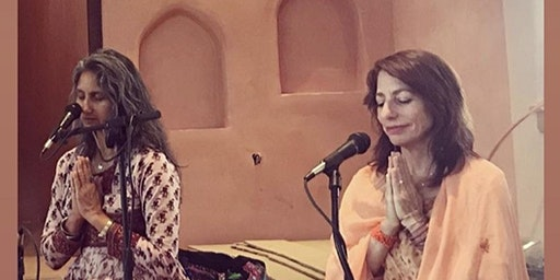 Spiritual Writing & Chanting with Mirabai Starr and Nina Rao