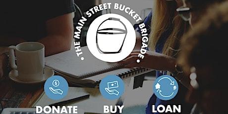 Main Street Bucket Brigade - Team Leader Training tickets