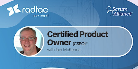 Online - Certified Scrum Product Owner® bilhetes