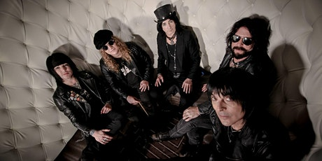 LA Guns Ft. Phil Lewis & Tracii Guns Live in The Vault tickets