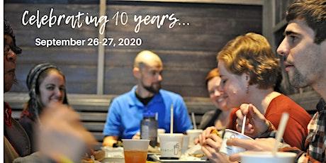 Journey Church Ten Year Anniversary Celebration tickets