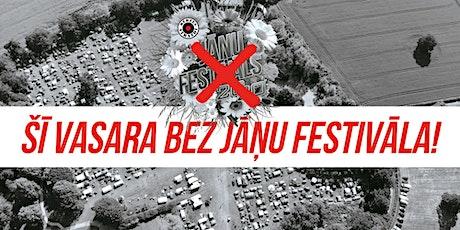 Pārcelts! Bērzes Strazdu Jāņu Festivāls «Straumēnos» 2020 tickets