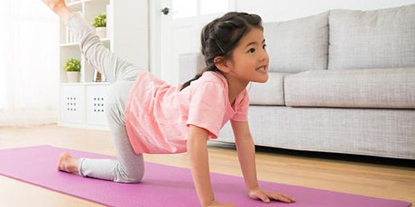 Yoga Games (ages 4-6) tickets