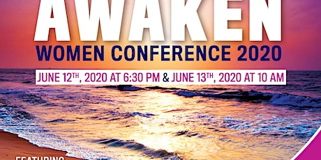 """Awaken"" Women Conference 2020 tickets"