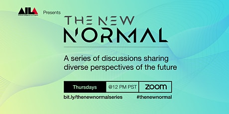 The New Normal Virtual Series tickets