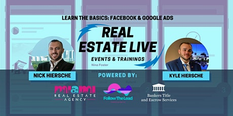 Webinar | Learn The Basics: Facebook & Google Ads tickets