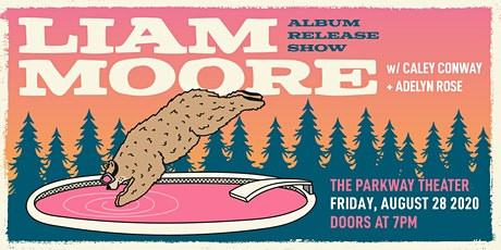 POSTPONED: Liam Moore Album Release w. Caley Conway & Adelyn Rose tickets