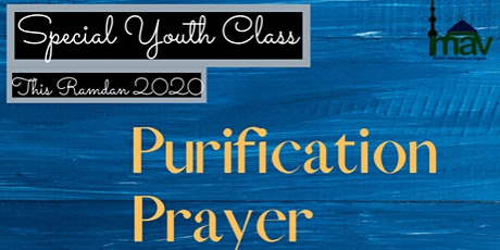 Purification, Prayer & Paradise tickets