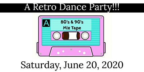 Retro Dance Party to Benefit Local Medical Professionals! tickets