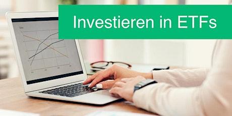 So investierst du in ETFs: In 90 Minuten zum eigenen Portfolio  Tickets