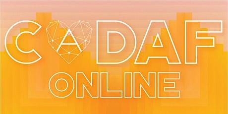 CADAF Online biglietti