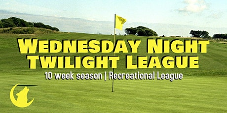 Wednesday Twilight League at Dos Lagos Golf Course tickets