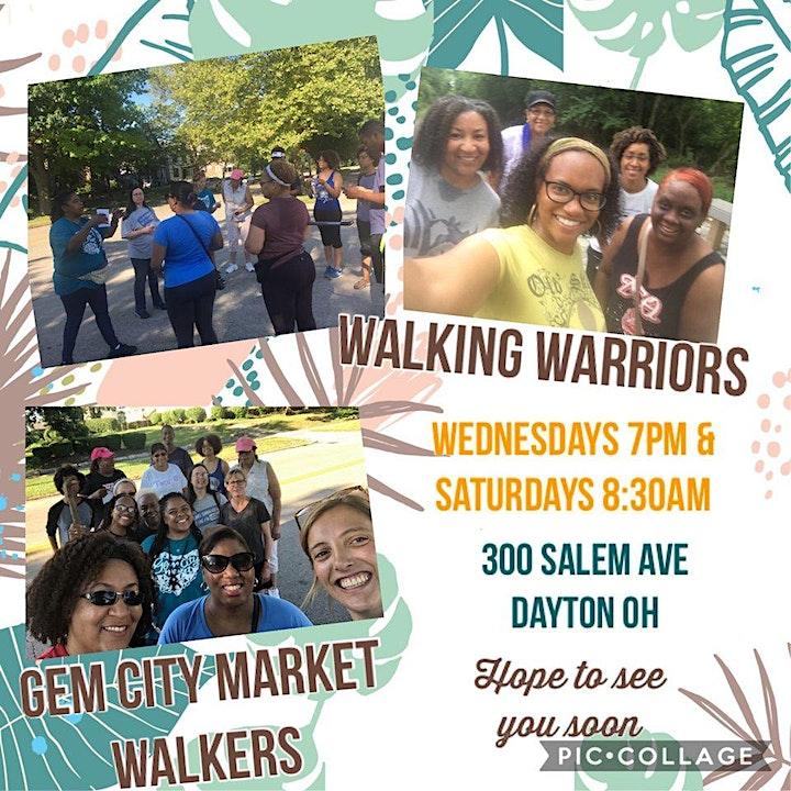 Walking Warriors image